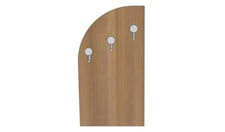 memoriana coat rack